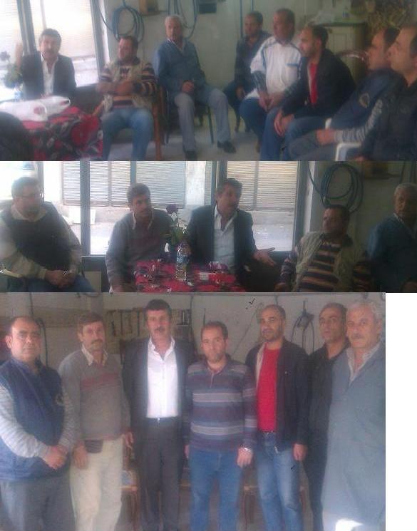 Adana Marangoz ve Mobilyacılar Odası  Başkanı Yalçın AVCI,